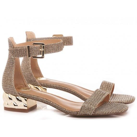 Exe Women's Sandals Katy 624 Gold