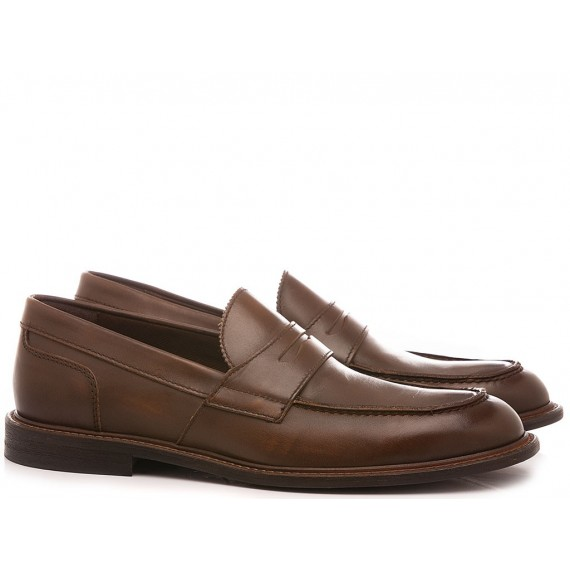 Marco Ferretti Men's Shoes Loafers 860003MF Nut