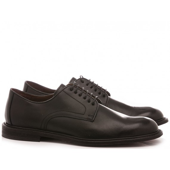 Marco Ferretti Men's Shoes 810002MF Black