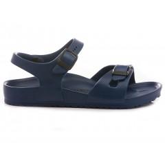 Birkenstock Boy's Sandals Rio Eva Navy