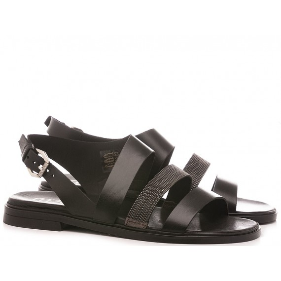 Mjus Women's Sandals M05031 Black