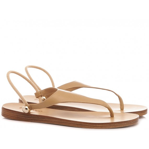 Inuovo Women's Sandals 444004 Tan