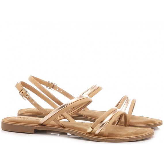 Inuovo Women's Sandals 459016 Tan