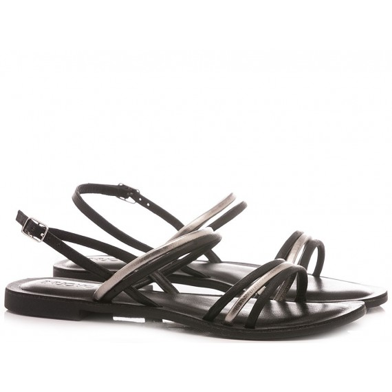 Inuovo Women's Sandals 459016 Black