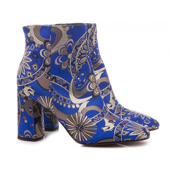 Les Trois Garcons Women's Ankle Boots Osaka 54000
