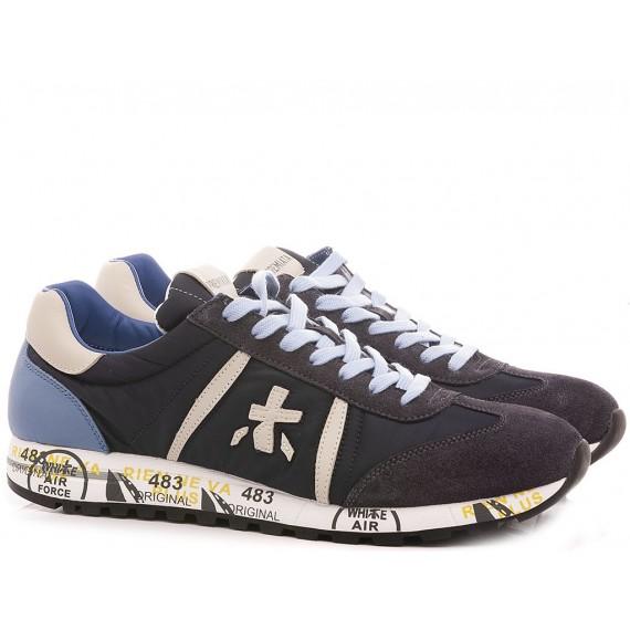 Premiata Men's Sneakers Lucy 1298EA