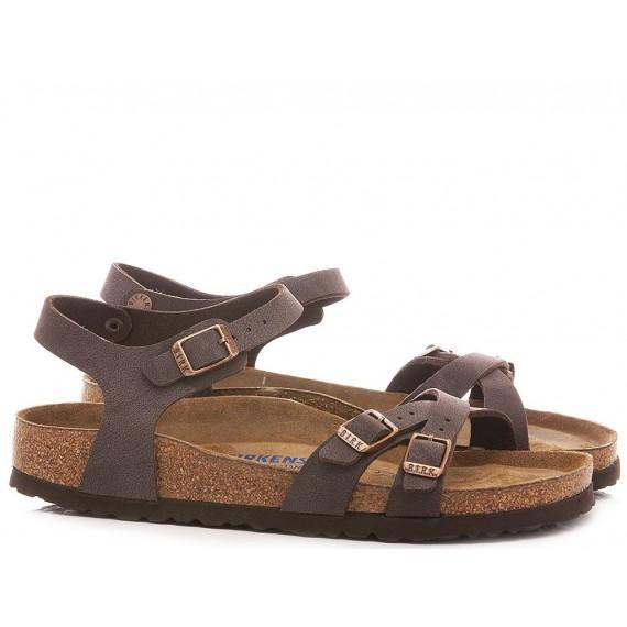 Birkenstock Women's Sandals Kumba Brushed Habana