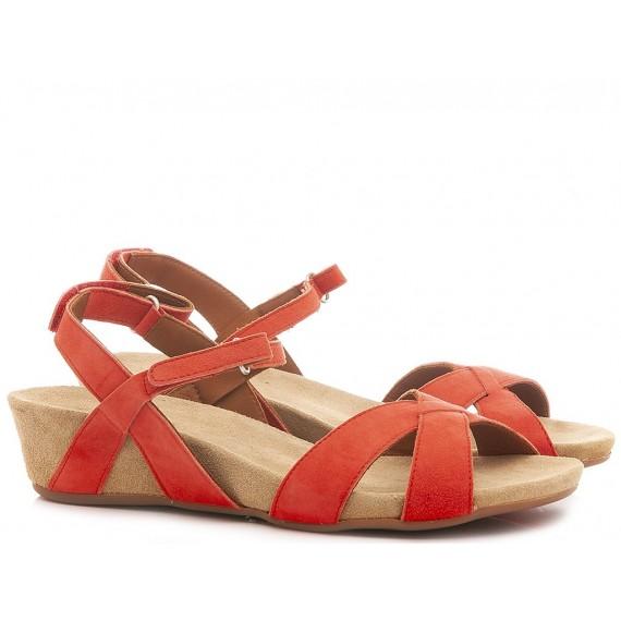 Benvado Women's Shoes-Sandals 280048160 Red
