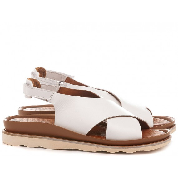 Baboos Women's Shoes-Sandals 20SS04-03 White