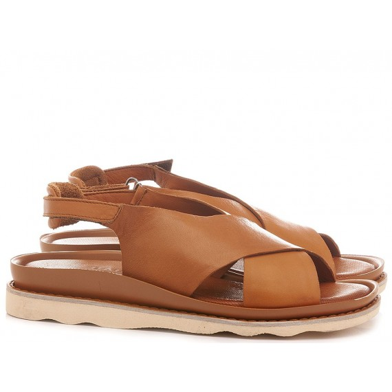 Baboos Women's Shoes-Sandals 20SS04-03 Tan