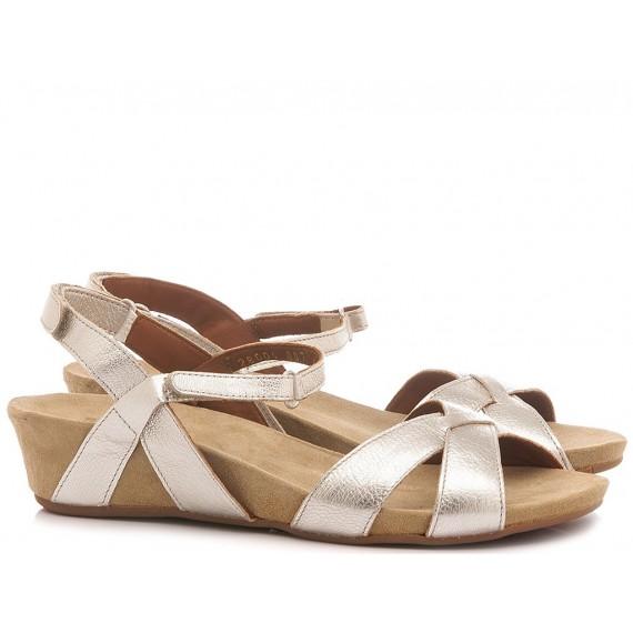Benvado Women's Shoes-Sandals 28004007 Platinum