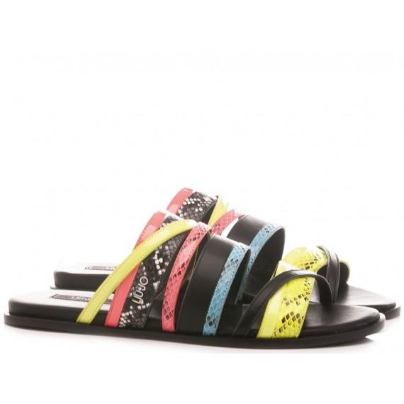 Liu.Jo Women's Sandals-Slippers Thea 03 Multicolor