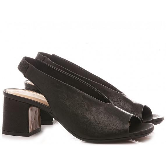 Salvador Ribes Women's Shoes Berlino Duel Black