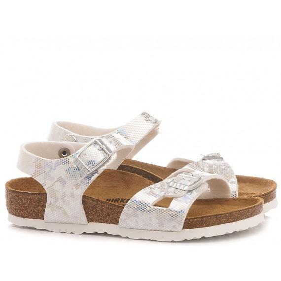 Birkenstock Girl's Sandals Rio Kids 1008095