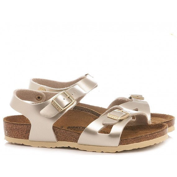 Birkenstock Girl's Sandals Rio Kids 1014829