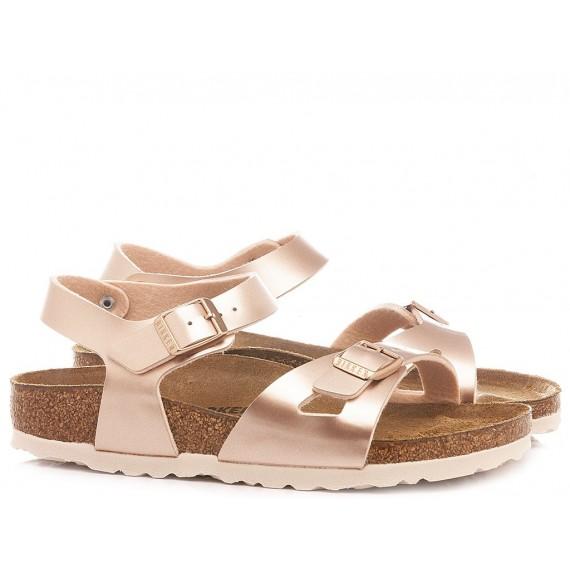 Birkenstock Girl's Sandals Rio Kids 1012520