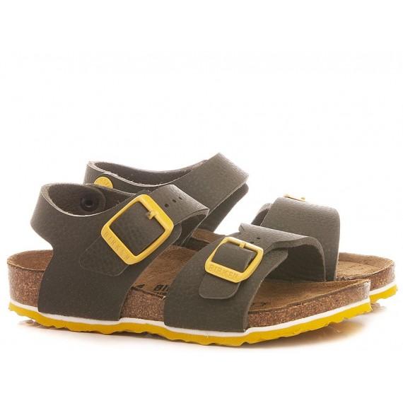 Birkenstock Children's Sandals New York Kids BS 1015754