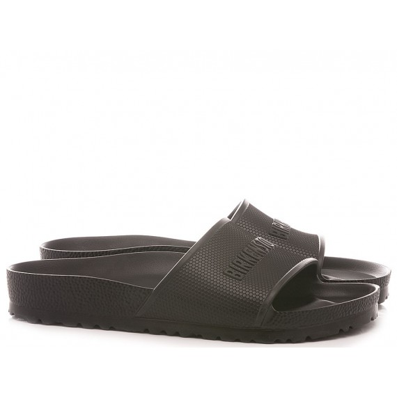 Birkenstock Women's Slippers Barbados Eva Black