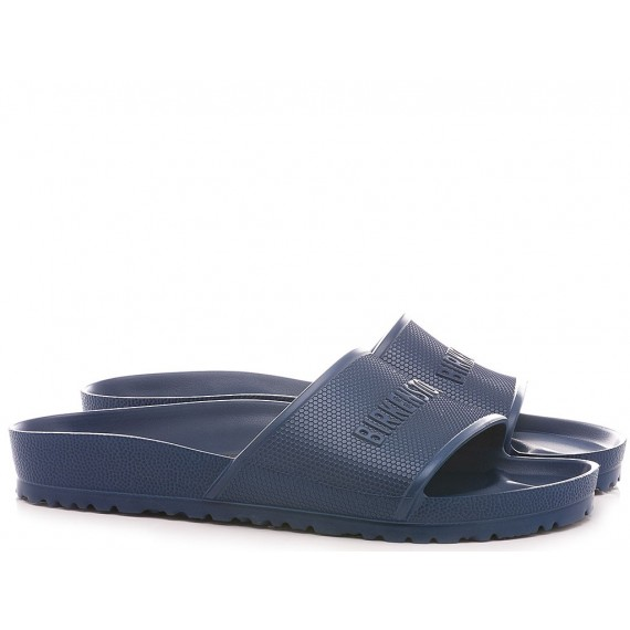 Birkenstock Men's Slippers Barbados Eva Navy