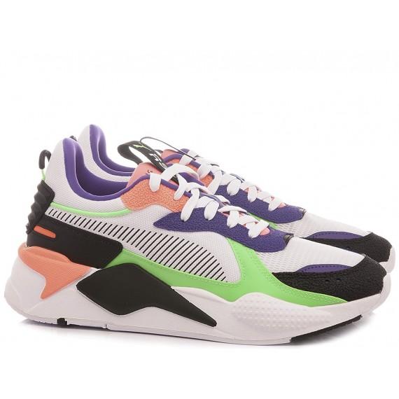 Puma Man's Sneakers Rs-X Hard Drive 369818-12
