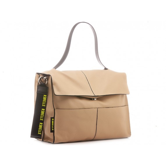 Rebelle Women's Bag Leather Nude