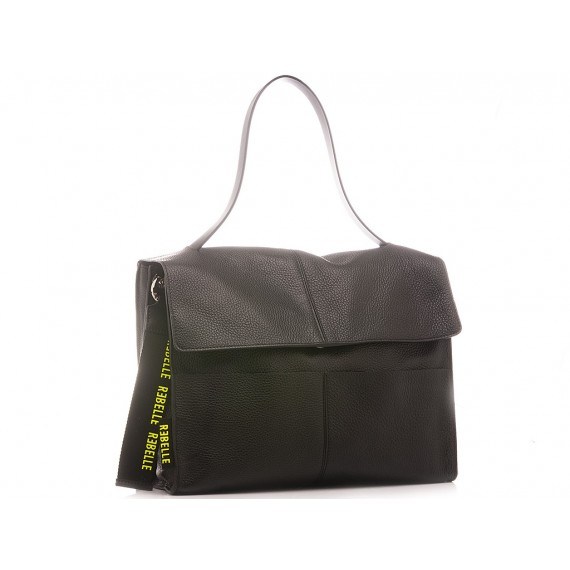 Rebelle Women's Bag Leather Black