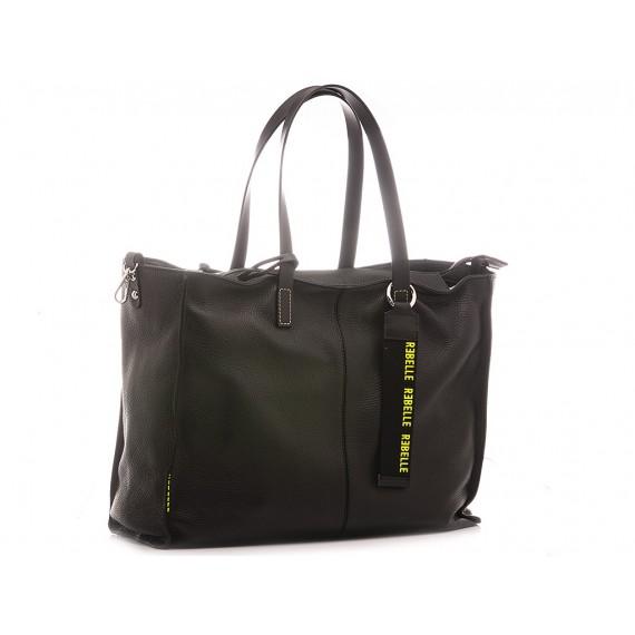 Rebelle Women's Bag Leather Black