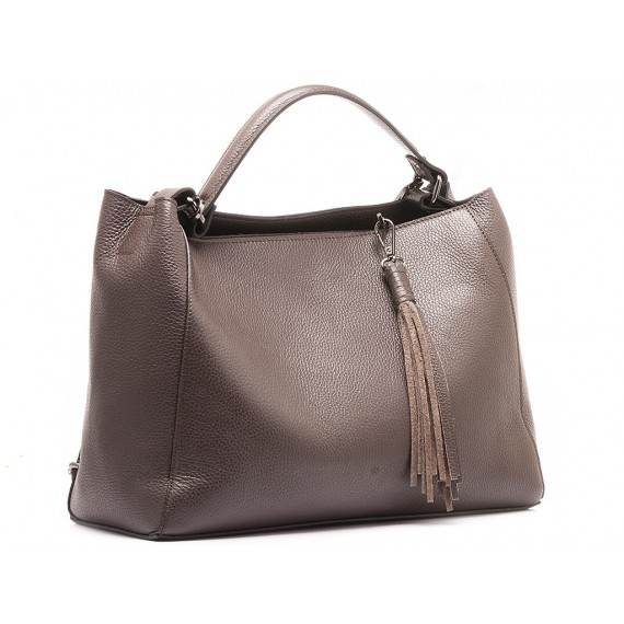Galeotti Women's Bag Leather Brown