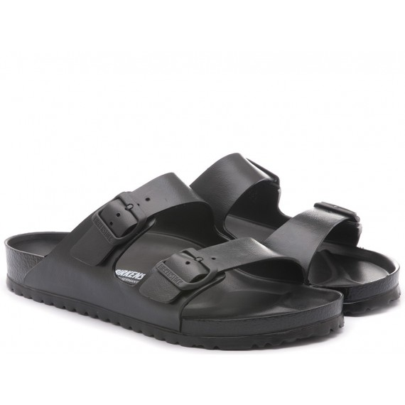 Birkenstock Men's Sandals Arizona Eva Black