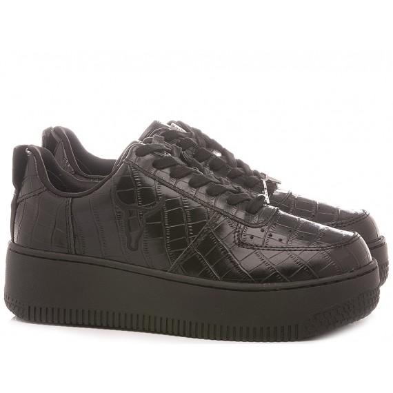 Windsor Smith Women's Sneakers Racerr Black