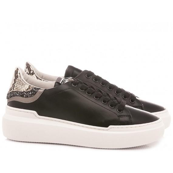 Méliné Women's Sneakers Leather NON236