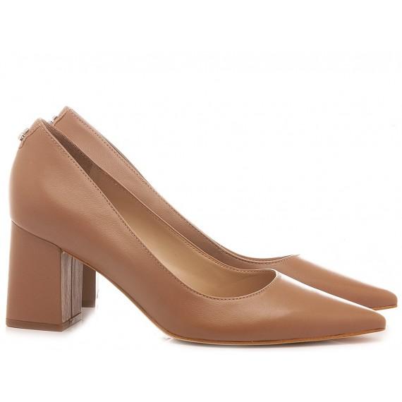 Guess Women's Shoes Decollété Nude