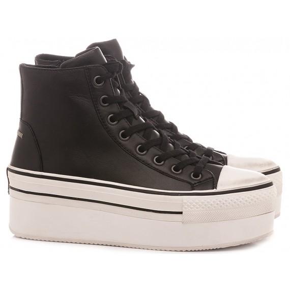 Ash Women's Sneakers Jess Bis Black