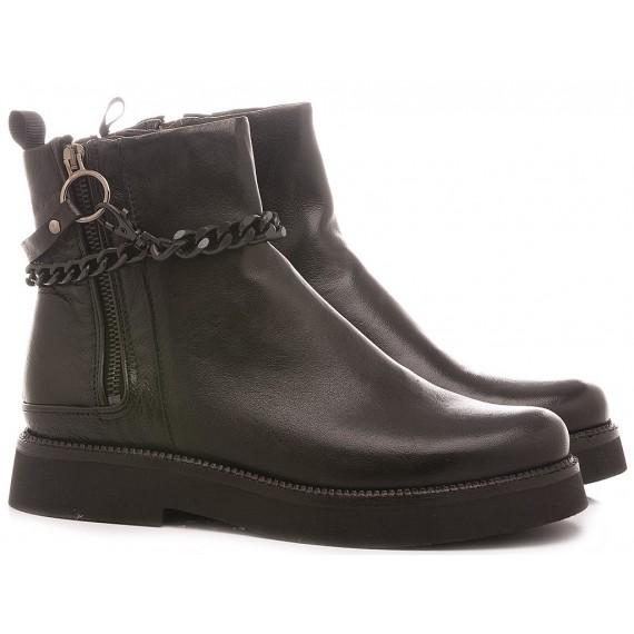 Mjus Women's Ankle Boots 565219 Black