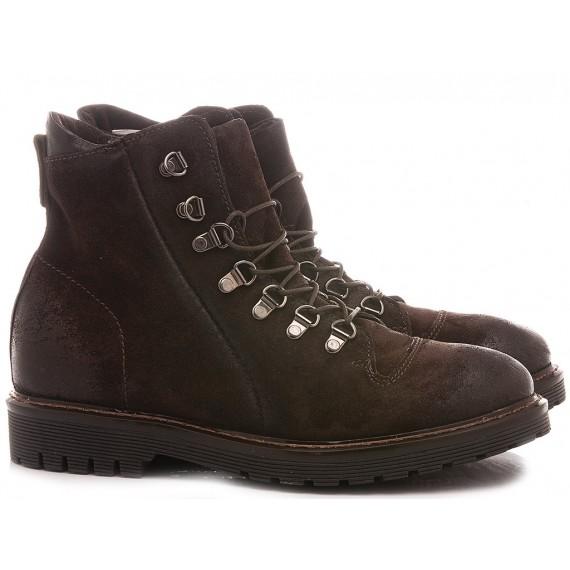 Mjus Men's Ankle Boots 363206 Moka