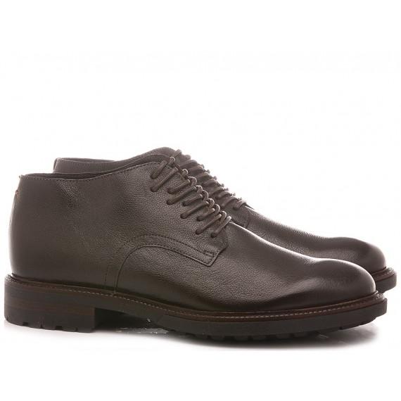 Mjus Men's Ankle Boots U36204 Moka