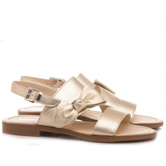 Florens Children's Sandals F7776 Platinum