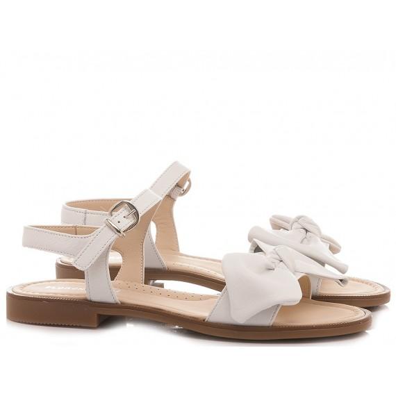 Florens Sandalen für Mädchen F7775 Weiß