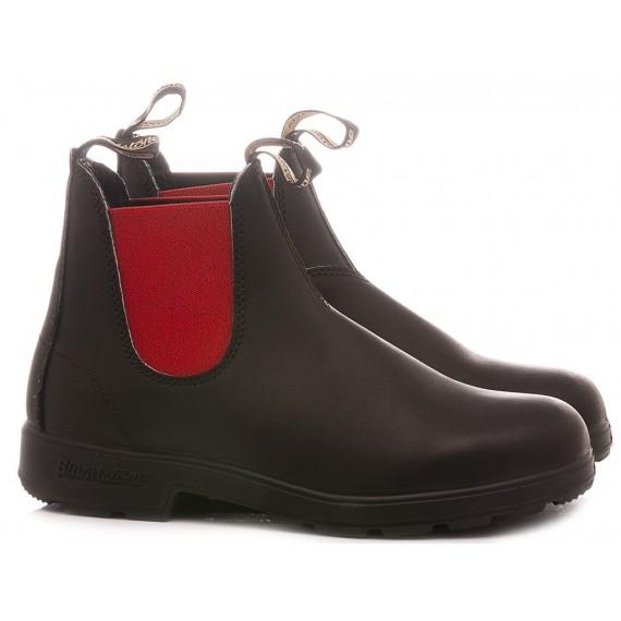 Blundstone Men's Ankle Boots Black Premium Leather 508