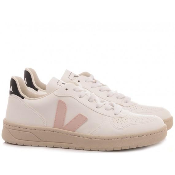 Veja Men's Sneakers V-10 Leather VX071975A