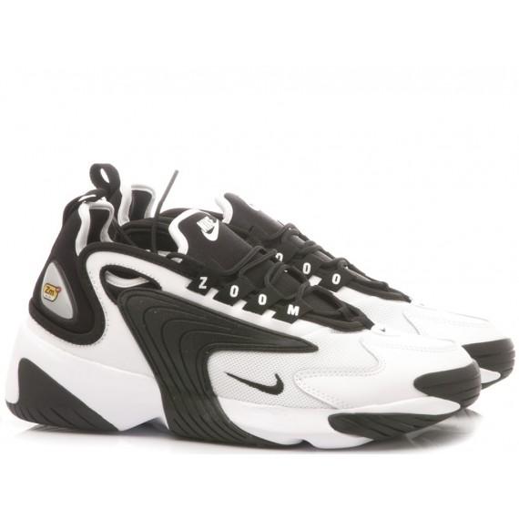 Nike Women's Sneakers Air Zoom 2K White/Black