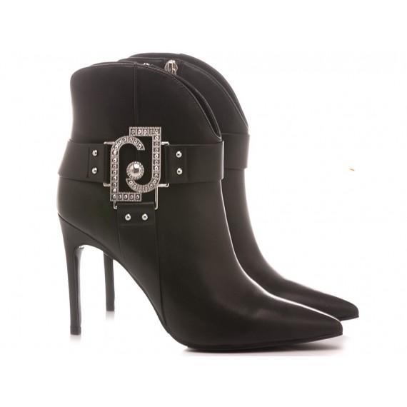 Liu.Jo Women's Ankle Boots Milu 102 Black