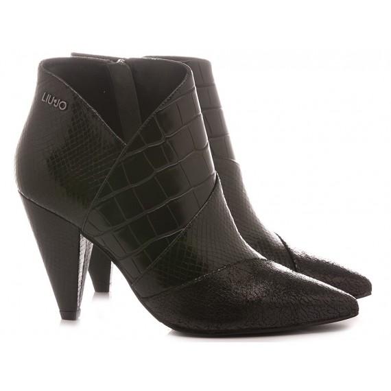Liu.Jo Women's Ankle Boots Suzie 4 Black