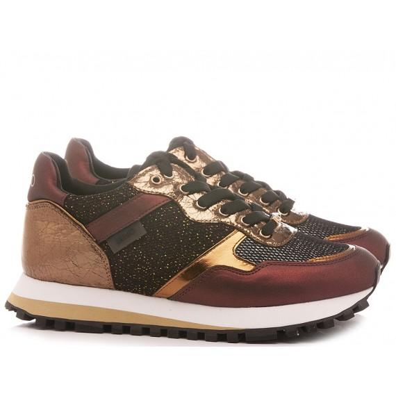 Liu.Jo Women's Sneakers Wonder 2.0 Metallic