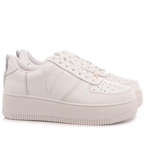 Windsor Smith Women's Sneakers Racerr White