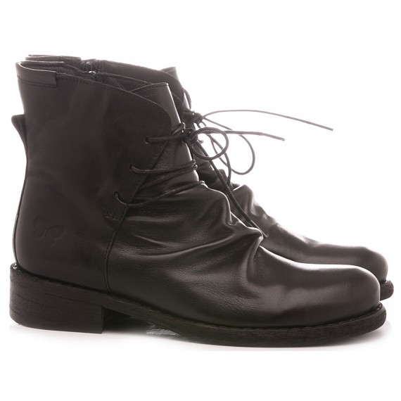 Felmini Women's Ankle Boots C057 Calf Balck