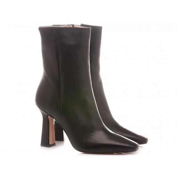 Les Autres Women's Ankle Boots Leather 1719