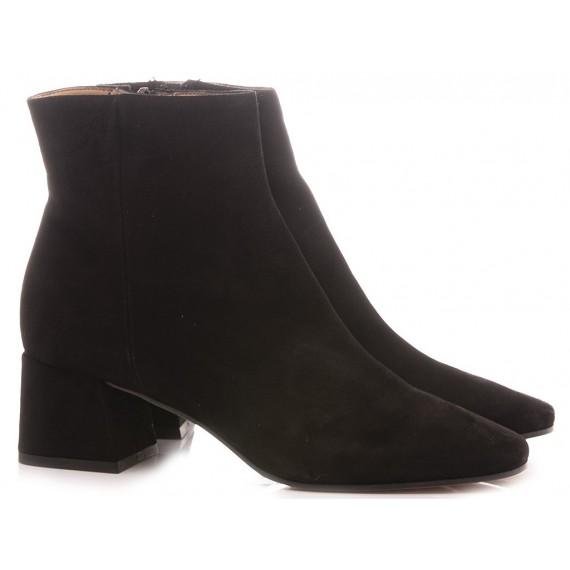 Les Autres Women's Ankle Boots Suede 1013