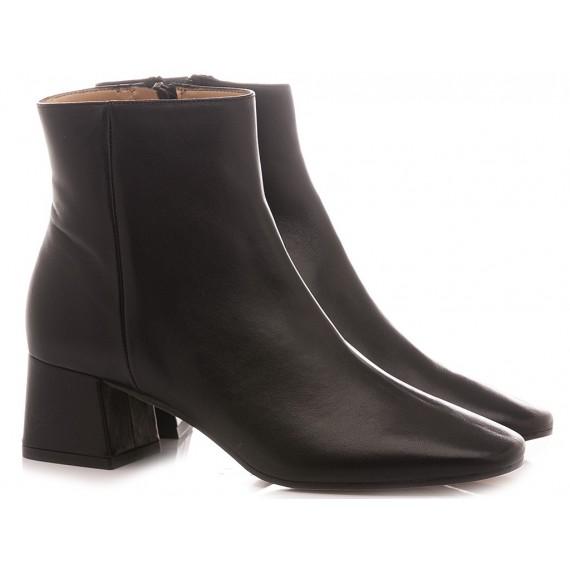 Les Autres Women's Ankle Boots Leather 1013