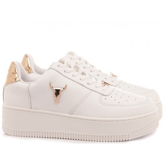 Windsor Smith Women's Sneakers Rich White